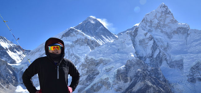Kalapathar Everest Base Camp Trek