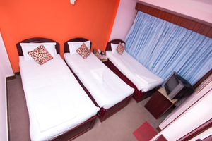Hotel Thamel Lily Triple Bed